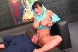 Lisa Ann Gets Her Dreamy Pussy Eaten