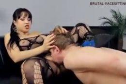 Eating Femdom Goddess Pussy