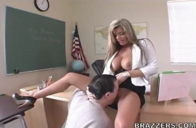 Hentai Teacher Fucks Student